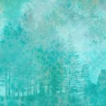 WATERCOLOR FOREST 1006-WATERCOLOR FOREST 1006